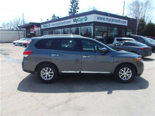 2015 Nissan Pathfinder SL (Stk: 171543) in North Bay - Image 1 of 14