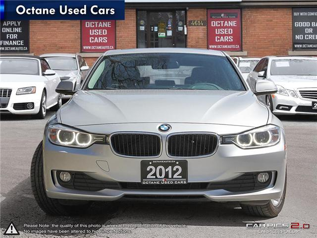 2012 BMW 320i  (Stk: X99975) in Scarborough - Image 2 of 27