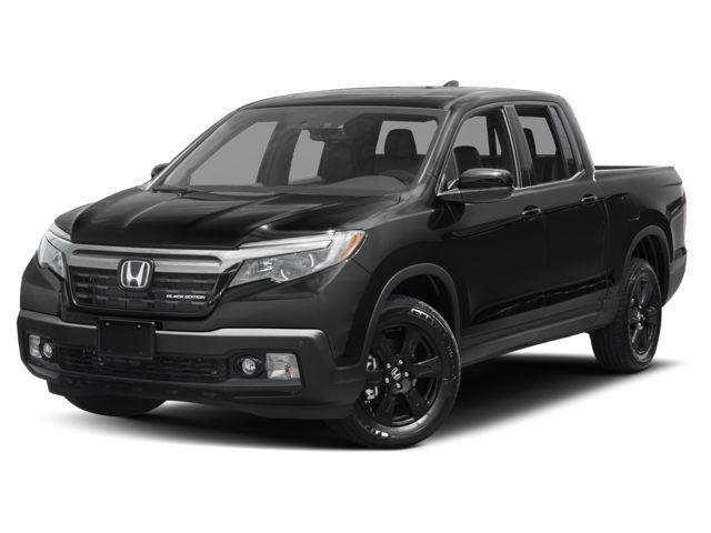 2017 Honda Ridgeline Black Edition (Stk: 1708P) in Barrie - Image 1 of 9