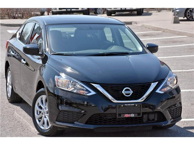 2018 Nissan Sentra 1.8 SV (Stk: P3871R) in Ajax - Image 2 of 21