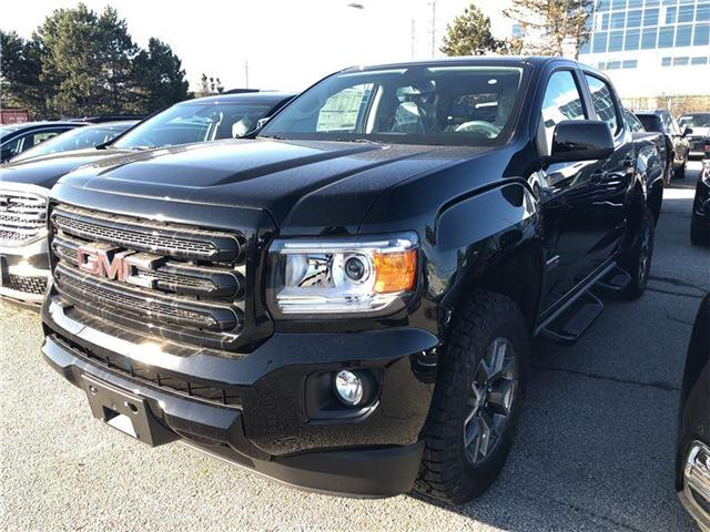 2018 GMC Canyon  (Stk: 262634) in BRAMPTON - Image 1 of 5