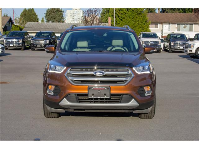 2017 Ford Escape Titanium (Stk: 7ES0367A) in Surrey - Image 2 of 29