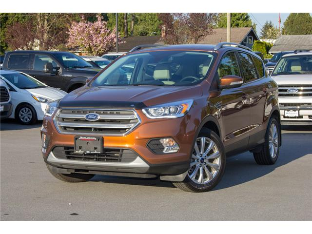 2017 Ford Escape Titanium (Stk: 7ES0367A) in Surrey - Image 3 of 29