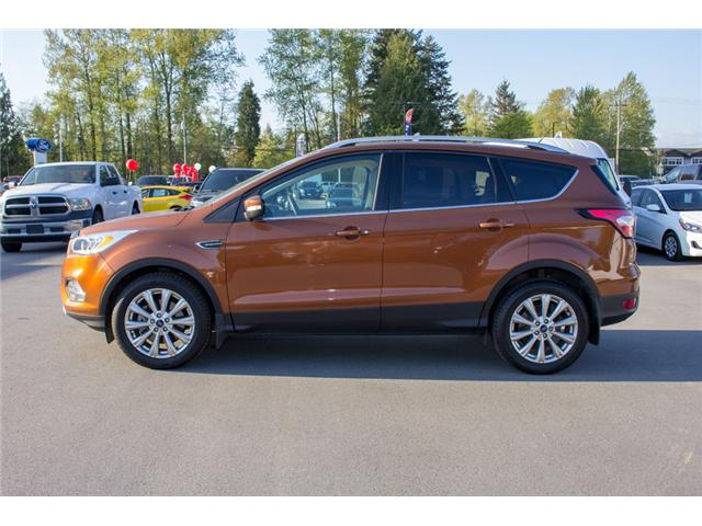 2017 Ford Escape Titanium (Stk: 7ES0367A) in Surrey - Image 4 of 29