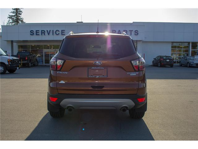 2017 Ford Escape Titanium (Stk: 7ES0367A) in Surrey - Image 6 of 29