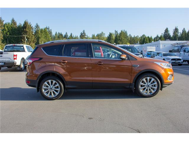 2017 Ford Escape Titanium (Stk: 7ES0367A) in Surrey - Image 8 of 29