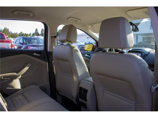 2017 Ford Escape Titanium (Stk: 7ES0367A) in Surrey - Image 16 of 29