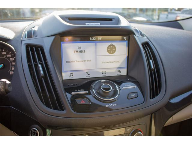 2017 Ford Escape Titanium (Stk: 7ES0367A) in Surrey - Image 23 of 29