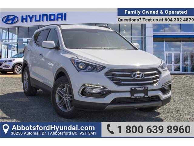 2018 Hyundai Santa Fe Sport 2.4 Base (Stk: JF091493) in Abbotsford - Image 1 of 27