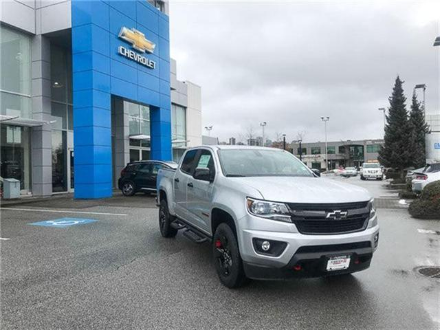 2018 Chevrolet Colorado LT (Stk: 8CL20600) in Vancouver - Image 2 of 7