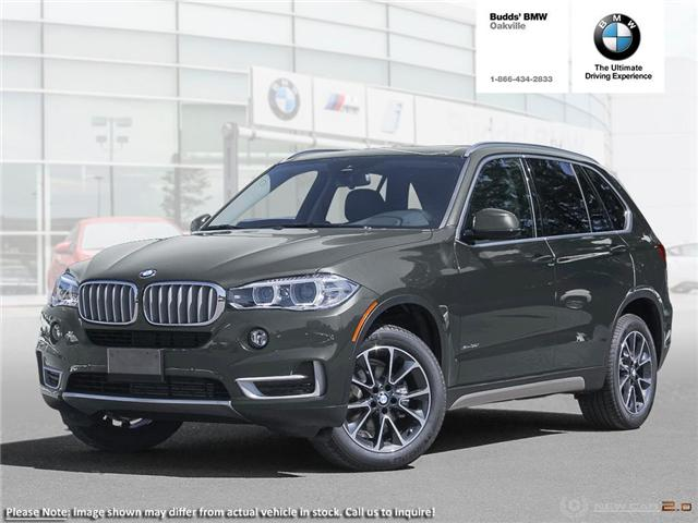 2018 BMW X5 xDrive35i (Stk: T018399) in Oakville - Image 1 of 25