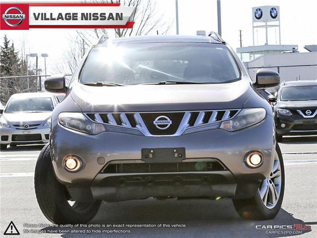 2010 Nissan Murano SL (Stk: 80418A) in Unionville - Image 2 of 27