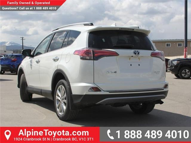 2018 Toyota RAV4 Limited (Stk: W730740) in Cranbrook - Image 3 of 18