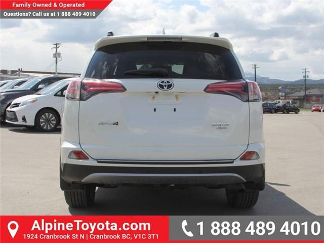 2018 Toyota RAV4 Limited (Stk: W730740) in Cranbrook - Image 4 of 18