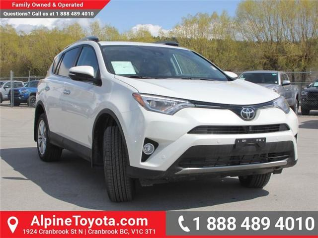 2018 Toyota RAV4 Limited (Stk: W730740) in Cranbrook - Image 6 of 18