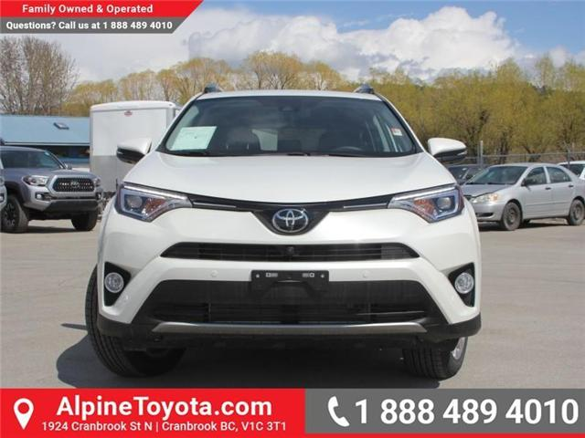 2018 Toyota RAV4 Limited (Stk: W730740) in Cranbrook - Image 7 of 18