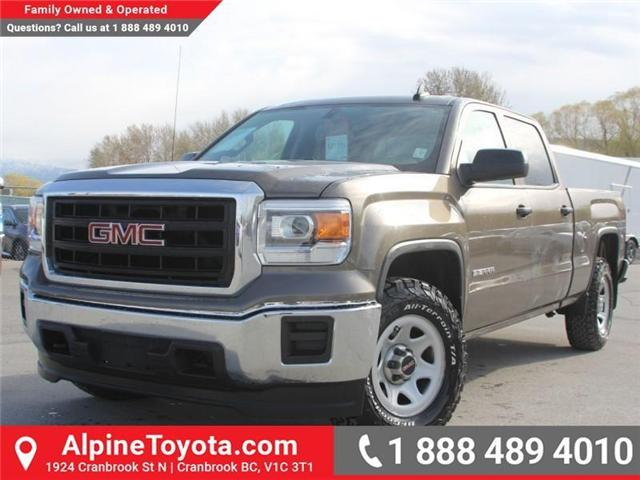 2015 GMC Sierra 1500 Base (Stk: X666489A) in Cranbrook - Image 1 of 16