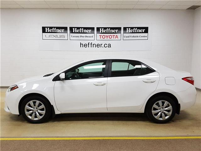 2014 Toyota Corolla LE (Stk: 185424) in Kitchener - Image 5 of 21