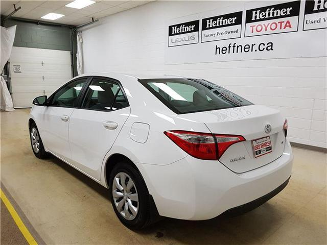 2014 Toyota Corolla LE (Stk: 185424) in Kitchener - Image 6 of 21