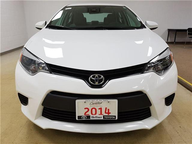 2014 Toyota Corolla LE (Stk: 185424) in Kitchener - Image 7 of 21
