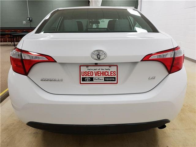2014 Toyota Corolla LE (Stk: 185424) in Kitchener - Image 8 of 21