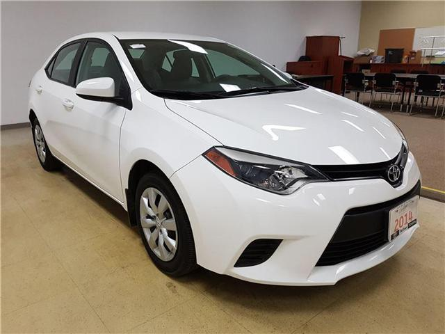 2014 Toyota Corolla LE (Stk: 185424) in Kitchener - Image 10 of 21