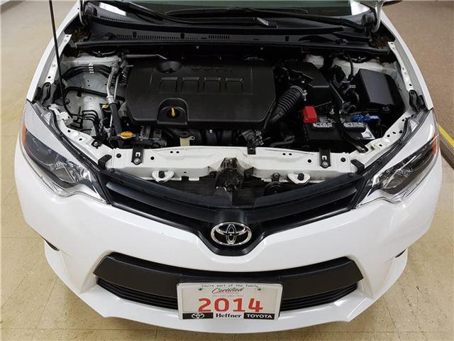 2014 Toyota Corolla LE (Stk: 185424) in Kitchener - Image 20 of 21