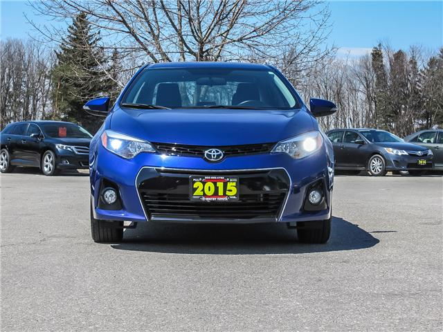 2015 Toyota Corolla  (Stk: 80321A) in Whitby - Image 2 of 23