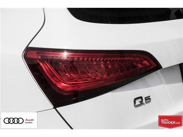 2014 Audi Q5 2.0 Komfort (Stk: 18161A) in London - Image 8 of 18