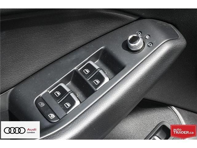 2014 Audi Q5 2.0 Komfort (Stk: 18161A) in London - Image 9 of 18
