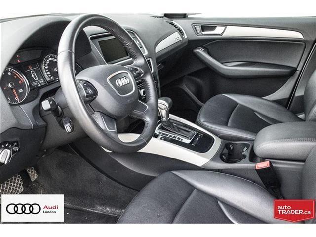 2014 Audi Q5 2.0 Komfort (Stk: 18161A) in London - Image 10 of 18