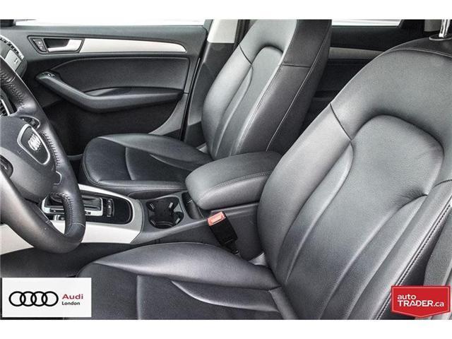 2014 Audi Q5 2.0 Komfort (Stk: 18161A) in London - Image 11 of 18