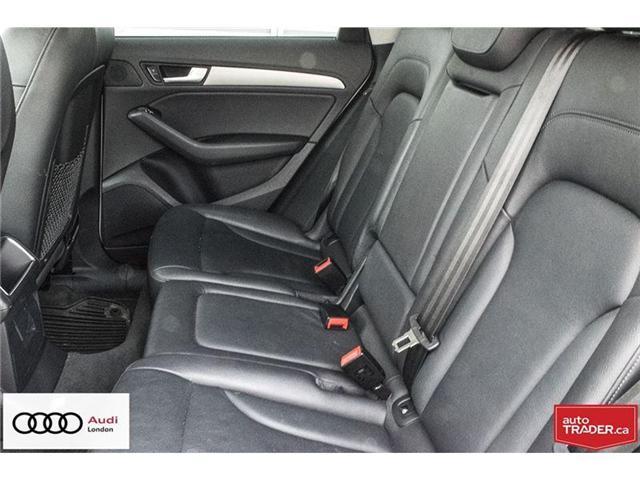 2014 Audi Q5 2.0 Komfort (Stk: 18161A) in London - Image 12 of 18