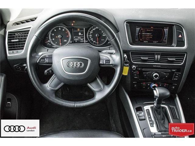 2014 Audi Q5 2.0 Komfort (Stk: 18161A) in London - Image 13 of 18