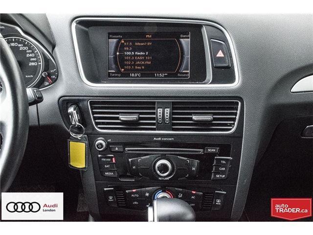 2014 Audi Q5 2.0 Komfort (Stk: 18161A) in London - Image 15 of 18