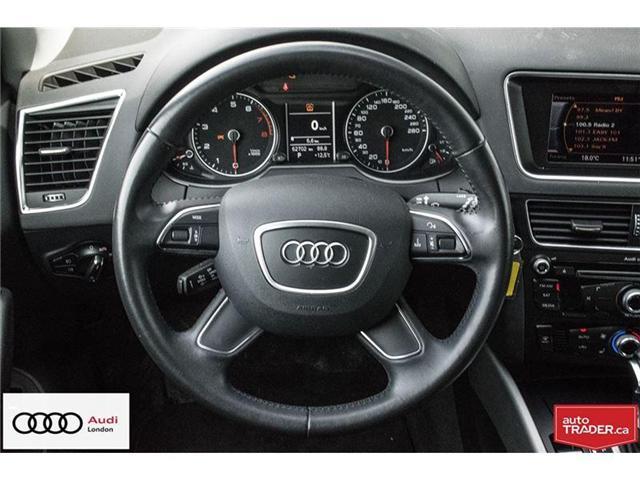 2014 Audi Q5 2.0 Komfort (Stk: 18161A) in London - Image 16 of 18