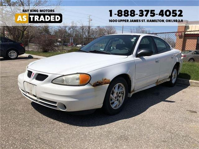 2005 Pontiac Grand Am SE1 (Stk: 18-7643C) in Hamilton - Image 1 of 4