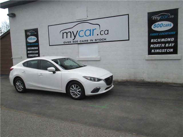 2015 Mazda Mazda3 GS (Stk: 180503) in Kingston - Image 2 of 13