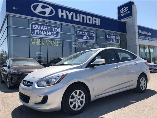 2014 Hyundai Accent  (Stk: HD17099A) in Woodstock - Image 1 of 27