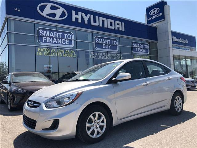 2014 Hyundai Accent  (Stk: HD17099A) in Woodstock - Image 2 of 27