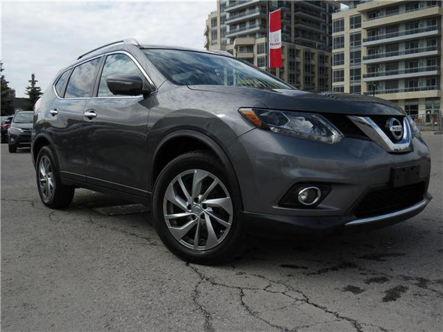 2014 Nissan Rogue  (Stk: 180667P) in Richmond Hill - Image 1 of 11