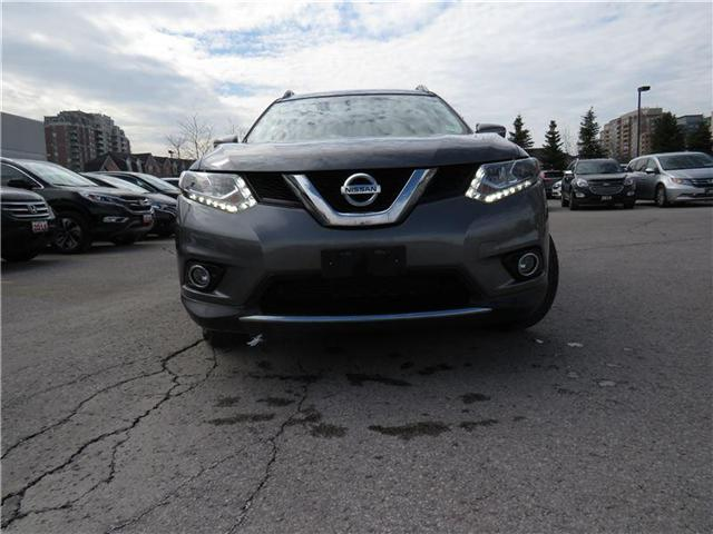 2014 Nissan Rogue  (Stk: 180667P) in Richmond Hill - Image 2 of 11
