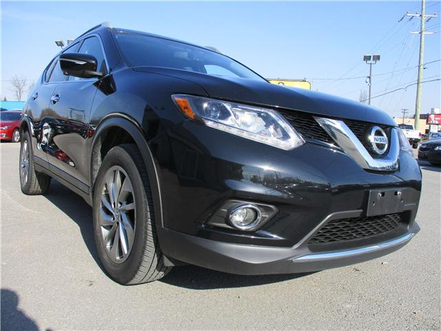 2015 Nissan Rogue SL (Stk: 180416) in Kingston - Image 2 of 14