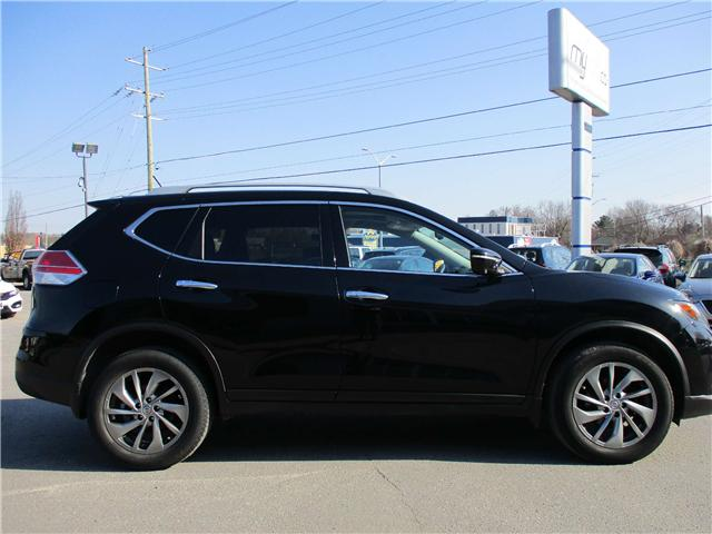 2015 Nissan Rogue SL (Stk: 180416) in Kingston - Image 1 of 14
