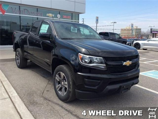 2018 Chevrolet Colorado WT (Stk: 183662) in Ajax - Image 1 of 22