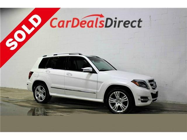 2015 Mercedes-Benz GLK-Class Base (Stk: 420221) in Vaughan - Image 1 of 30