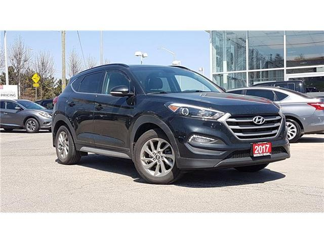 2017 Hyundai Tucson  (Stk: 18235A) in Waterloo - Image 1 of 3