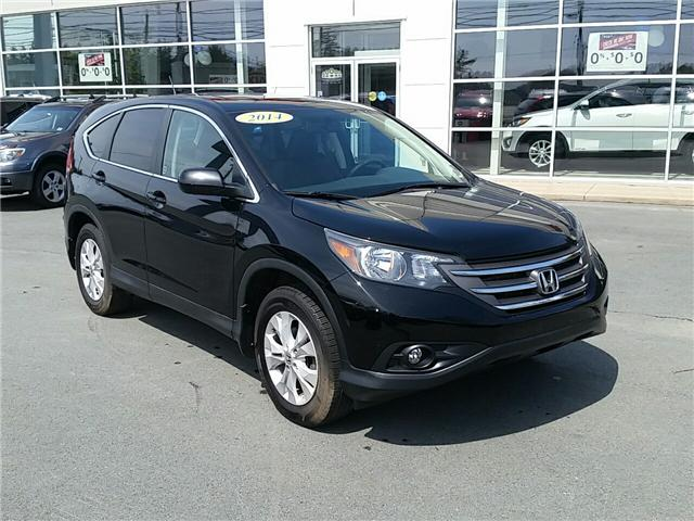 2014 Honda CR-V EX (Stk: U952) in Hebbville - Image 1 of 22