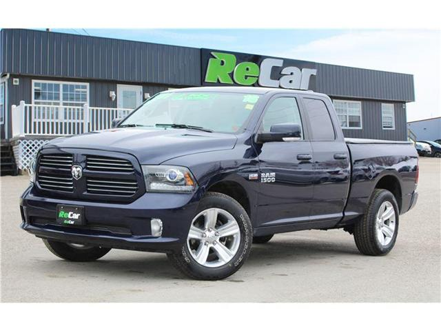 2016 RAM 1500 Sport (Stk: 180207A) in Fredericton - Image 1 of 25