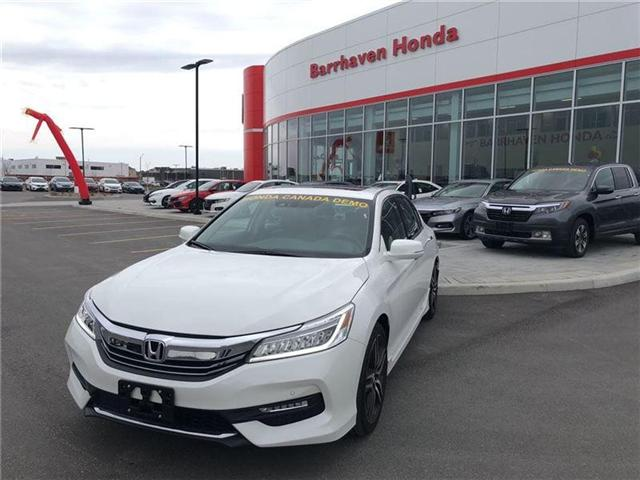 2017 Honda Accord Touring V6 (Stk: 0620) in Nepean - Image 1 of 21